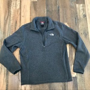 The North Face pull over jacket men M
